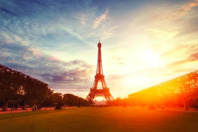 paris kærlighedens by